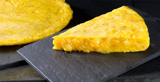 La tortilla de senen david de jorge for La cocina de david de jorge