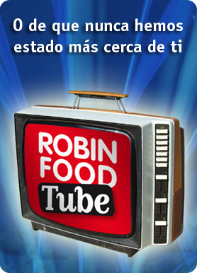 Robin Food Tube