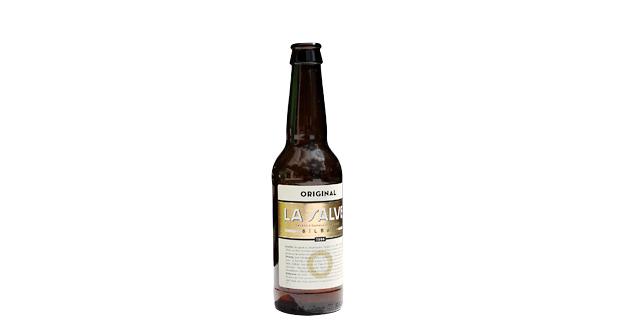 Cerveza La Salve