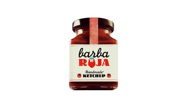 Ketchup Barba Roja