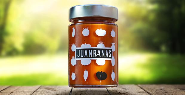 Tomate frito casero Juan Ranas