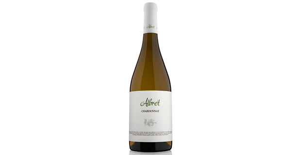 Albret Blanco Chardonnay Fermentado en Barrica 2015