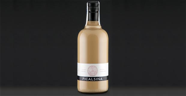 Licor Crema Orujo Caramelo Picalsina