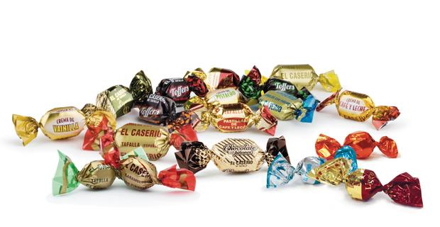 caramelos el caserio