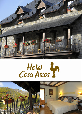 Hotel Casa Arcas