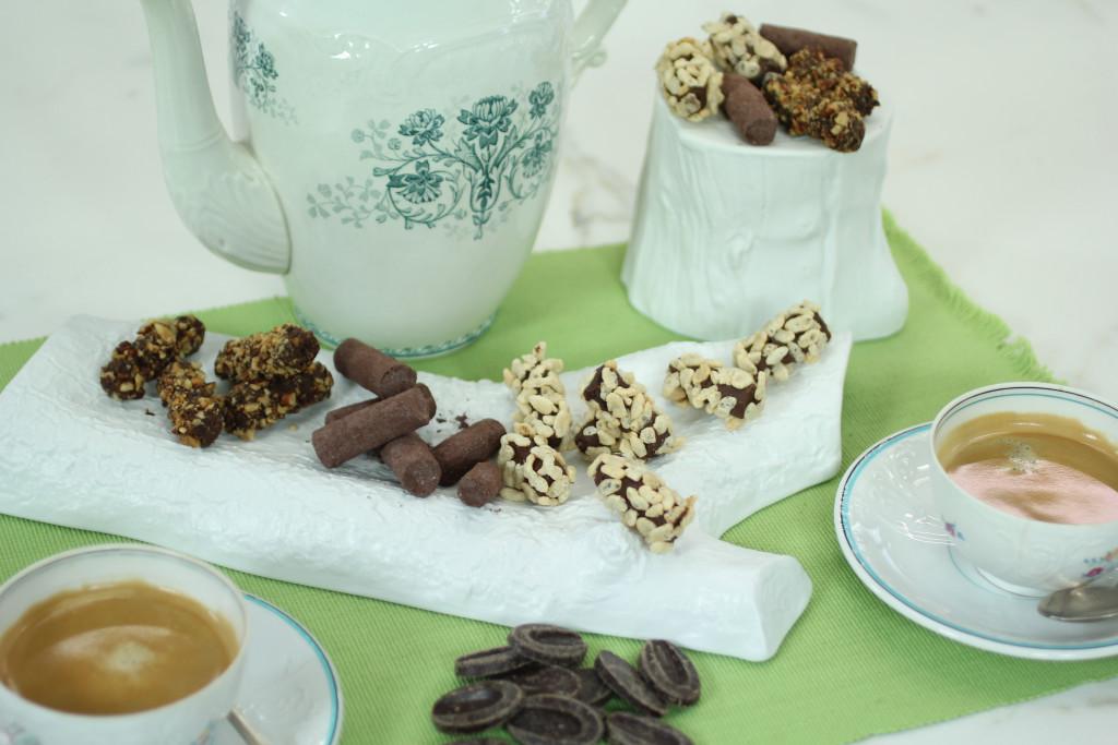 4b Trufas de chocolate